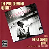 Paul Desmond Quintet - Paul Desmond Quintet plus the Paul Desmond Quartet