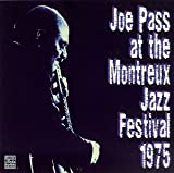 Cover de Joe Pass at the Montreux Jazz Festival 1975