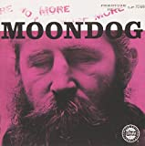 Copertina di album per More-Story of Moondog