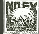 album art to Maximum Rocknroll