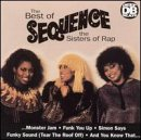 Cubierta del álbum de The Best of the Sequence