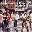 Album cover for More Hits from Grandmaster Flash and the Furious Five, Vol. 2