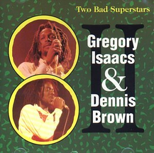 Gregory Isaacs - Two Bad Superstars - Zortam Music