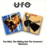 Album cover for The Wild, The Willing And The Innocent/Mechanix