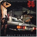 Album cover for Built to Destroy