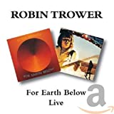 Pochette de l'album pour For Earth Below/Live