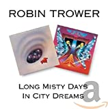 Album cover for Long Misty Days / In City Dreams