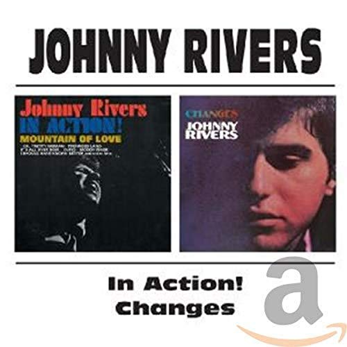 Johnny Rivers in Action!/Changes