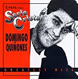 Cubierta del álbum de Domingo Quinones - Greatest Hits