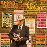 Cubierta del álbum de Plays Bill Monroe