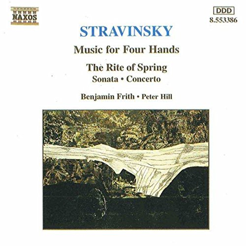 Music for Two Pianos (Music For Four Hands)