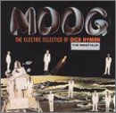 Pochette de l'album pour Moog: The Electric Eclectics of Dick Hyman