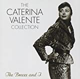 Album cover for The Caterina Valente Collection