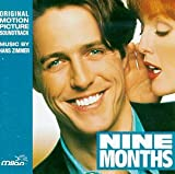 Pochette de l'album pour Nine Months: Original Motion Picture Soundtrack