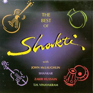 Cubierta del álbum de The Best of Shakti