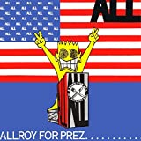 Capa de Allroy for Prez