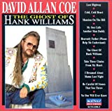 Album cover for Ghost of Hank Williams