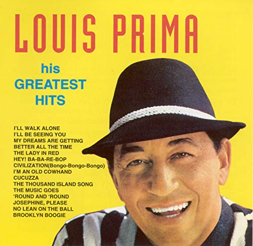 Louis Prima - His Greatest Hits