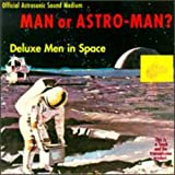 Album cover for Deluxe Men in Space
