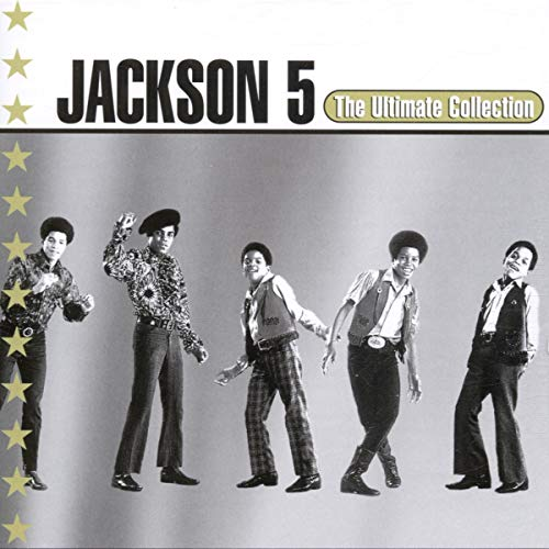 CD-Cover: The Jackson 5 - Jackson 5 - The Ultimate Collection