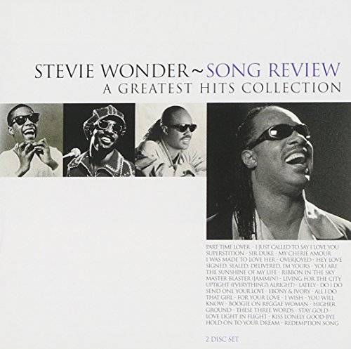 Stevie Wonder - Song Review: Greatest Hits