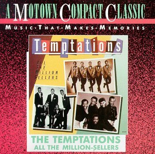 The Temptations - All The Million-sellers - Zortam Music