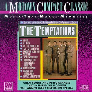 The Temptations - Great Songs and Performances that Inspired The Motown 25th Anniversary Television Special - Zortam Music