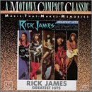Album cover for Rick James - Greatest Hits