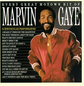 Copertina di Every Great Motown Hit Of Marv