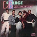 Pochette de l'album pour DeBarge - Greatest Hits
