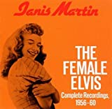 Capa do álbum The Female Elvis: Complete Recordings, 1956-1960