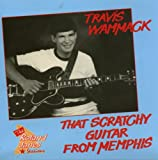 Album cover for That Scratchy Guitar From Memphis