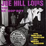 Album cover for The Be-Bop Boy with Walter Horton and Mose Vinson
