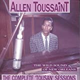 Skivomslag för The Wild Sound of New Orleans: the Complete Tousan Sessions
