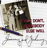 Album cover for If You Don't Somebody Else Will