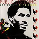 """Album cover for Public Jestering: Lee """"Scratch"""" Perry and Friends"""