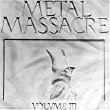 Capa de Metal Massacre, Volume 3