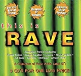 Album cover for This Is Rave
