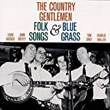 Album cover for Folk Songs And Bluegrass
