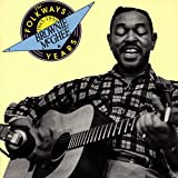 Copertina di Brownie McGhee: The Folkways Years, 1945-1959