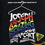 Album cover for Joseph and the Technicolor Dreamcoat