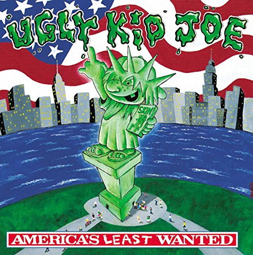 CD-Cover: Ugly Kid Joe - America'S Least Wanted