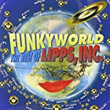 Album cover for Funkyworld - The Best Of Lipps, Inc.