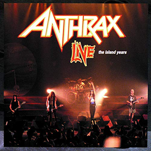 ANTHRAX - The Island Years - Zortam Music