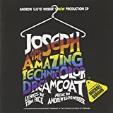 Album cover for Joseph and the Amazing Technicolor Dreamcoat