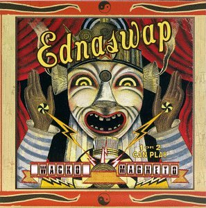CD-Cover: Ednaswap - Wacko Magneto