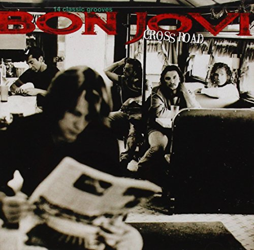 CD-Cover: Bon Jovi - Crossroads
