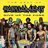 Pochette de l'album pour Give Up the Funk: The Best of Parliament