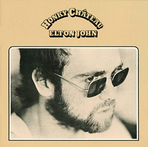 CD-Cover: Elton John - Honky Chateau