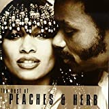 Cubierta del álbum de The Best of Peaches & Herb